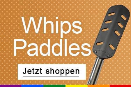 Peitschen | Paddle | Whips