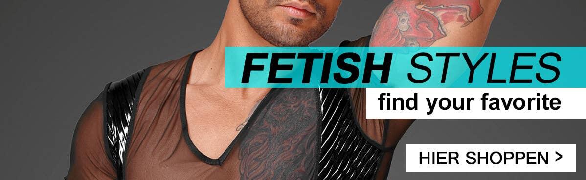 Kategorie Fetish Styles