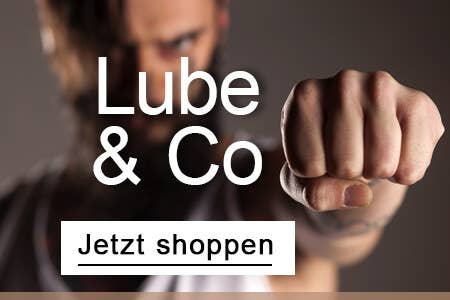 Kategorie Lube & Co für Gays