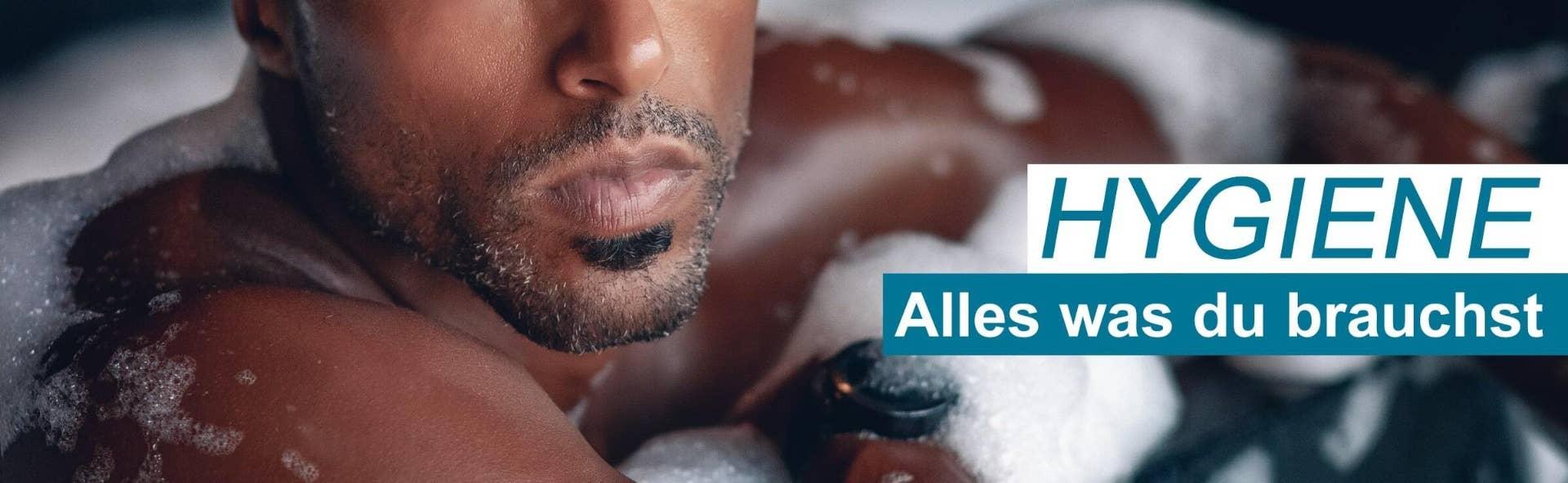 Kategorie Drogerie - Hygiene - alles was du brauchst für Sex