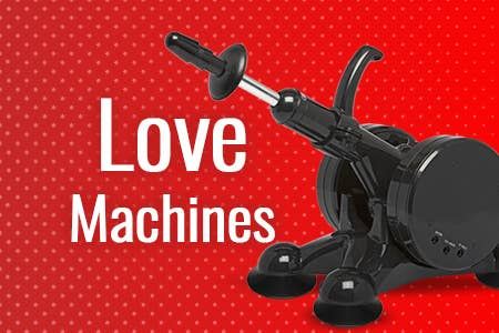Love Machines   Fuck Machines