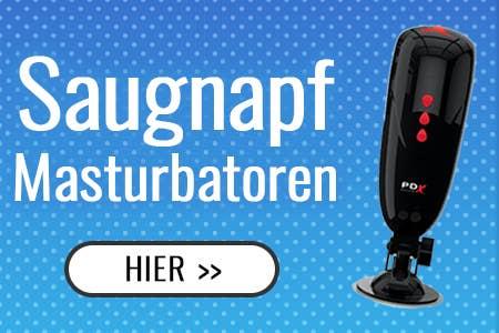 Masturbator mit Saugnapf | Saugfuss | Wallmount | Wall mount
