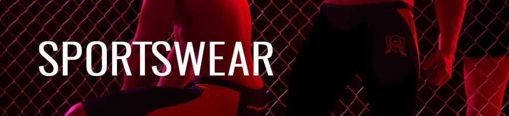 Gay Sportswear bei Dildoking
