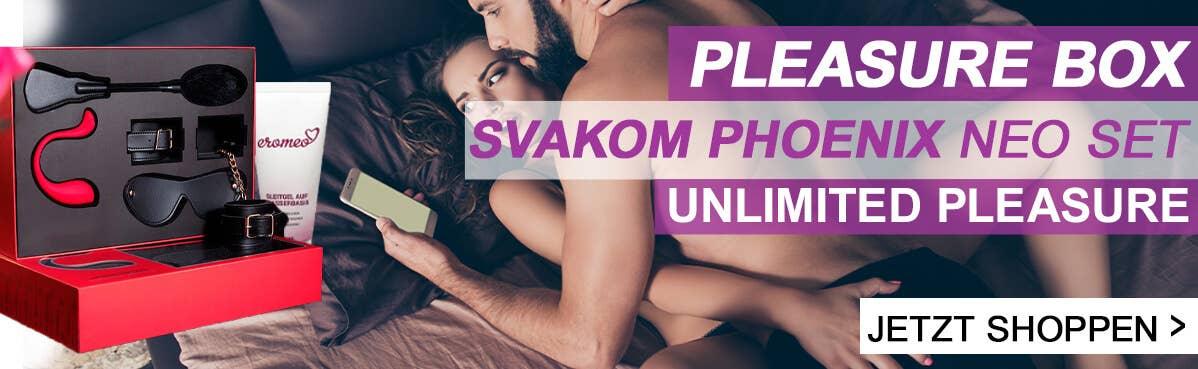 Svakom Phoenix NEO Set mit App Steuerung für Valentines Day