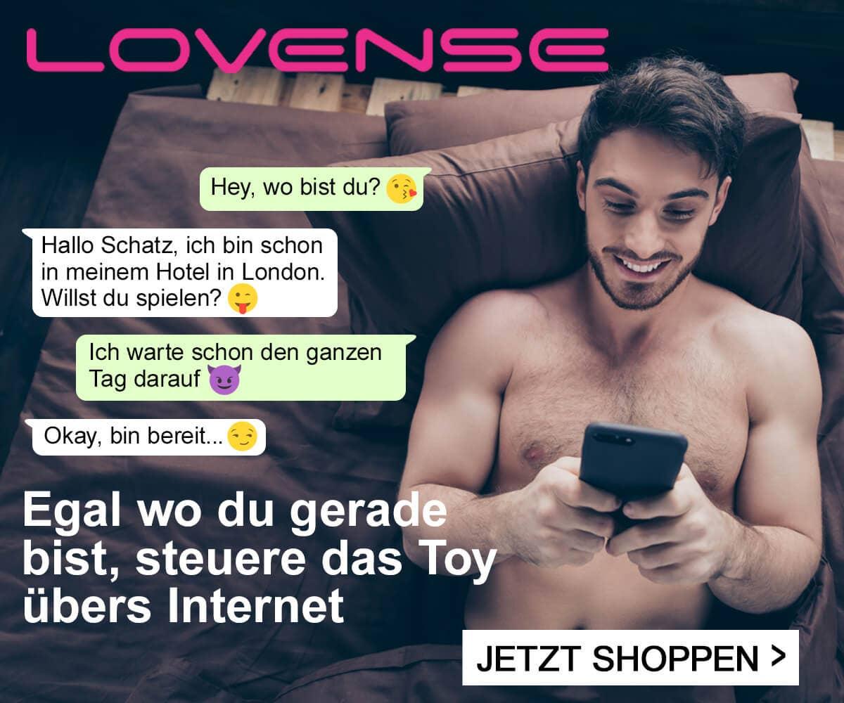 Die Trend Toys von Lovense - Toys mit Remote Steuerung übers Internet