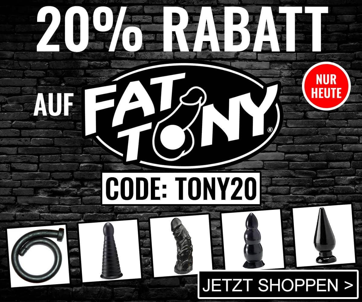 Big Bigger Fat Tony - nur heute 20 % auf alle Toys von Fat Tony mit dem Code: Tony20