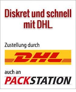 Diskret und schnell mit DHL