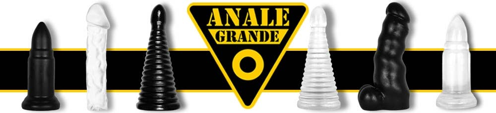 Anale Grande bei Dildoking