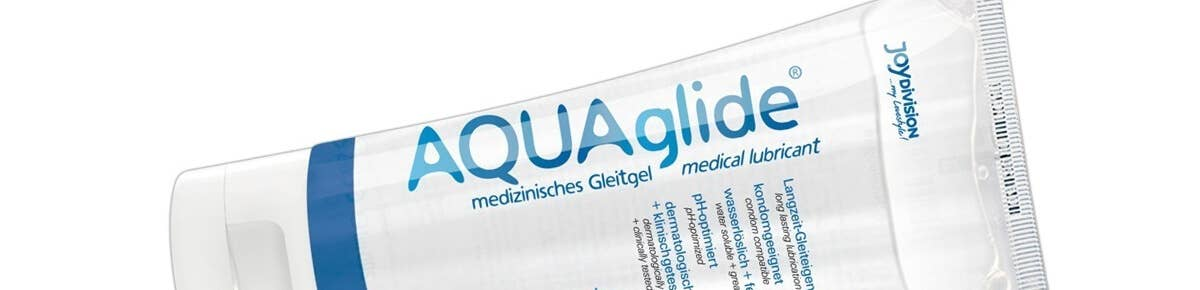 Aquaglide bei Dildoking