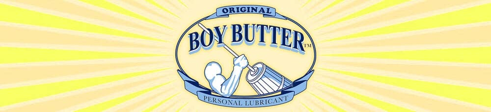 Boy Butter bei Dildoking