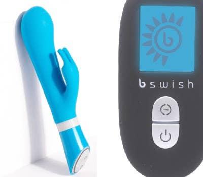 Starke Vibration mit BSWISH