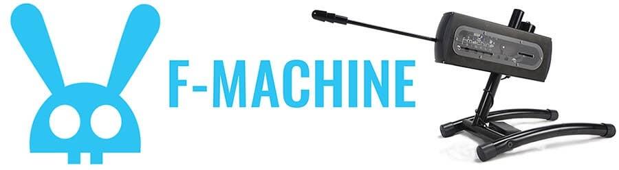 F-Machine bei Dildoking