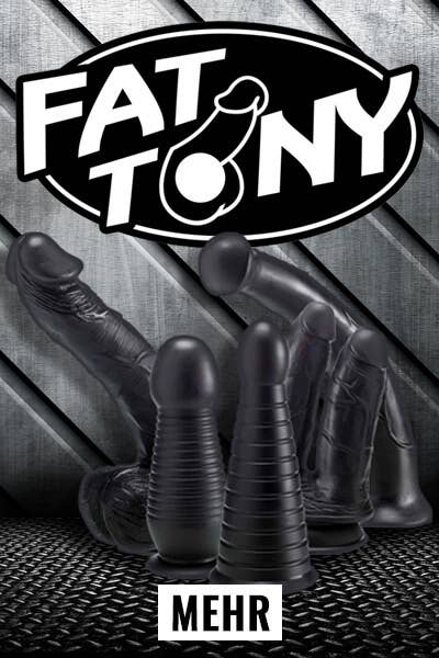 Fat Tony bei Dildoking