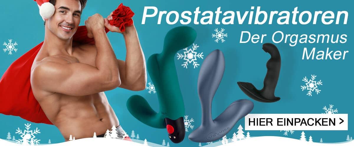 Prostata Vibratoren - Der Orgasmus maker