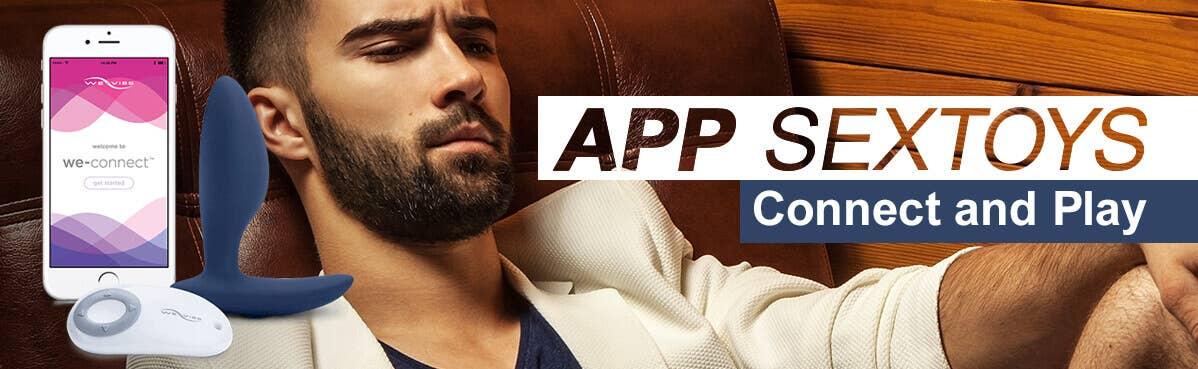 App Toys für Männer bei Dildoking
