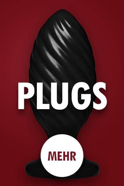 Plugs in allen Größen - online bei Dildoking