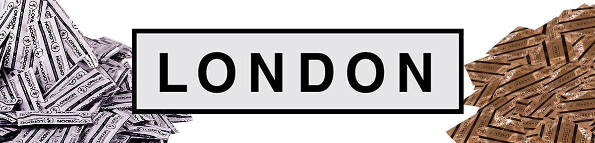 London Kondome bei Dildoking