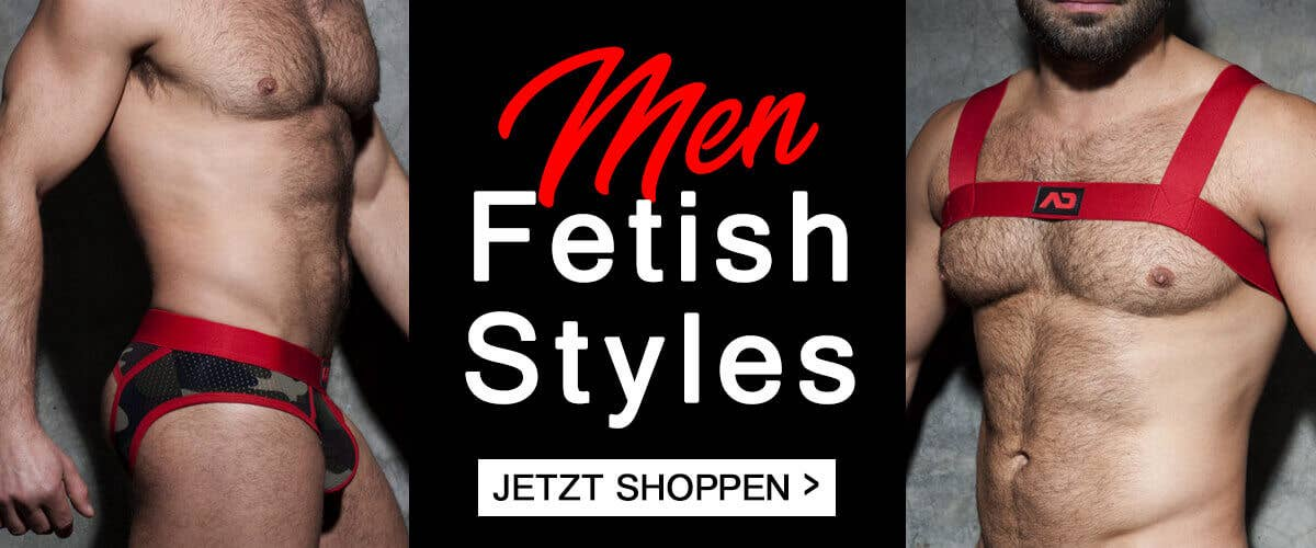Mens Fetish Styles bei Dildoking