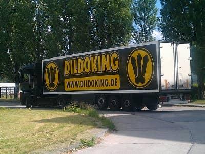 Der Dildoking Truck