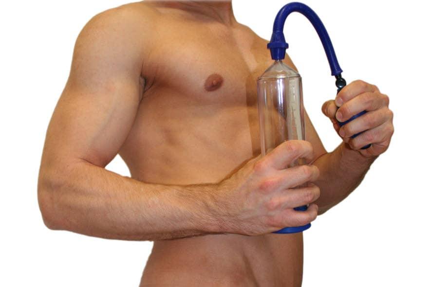 Penispumpen für Männer