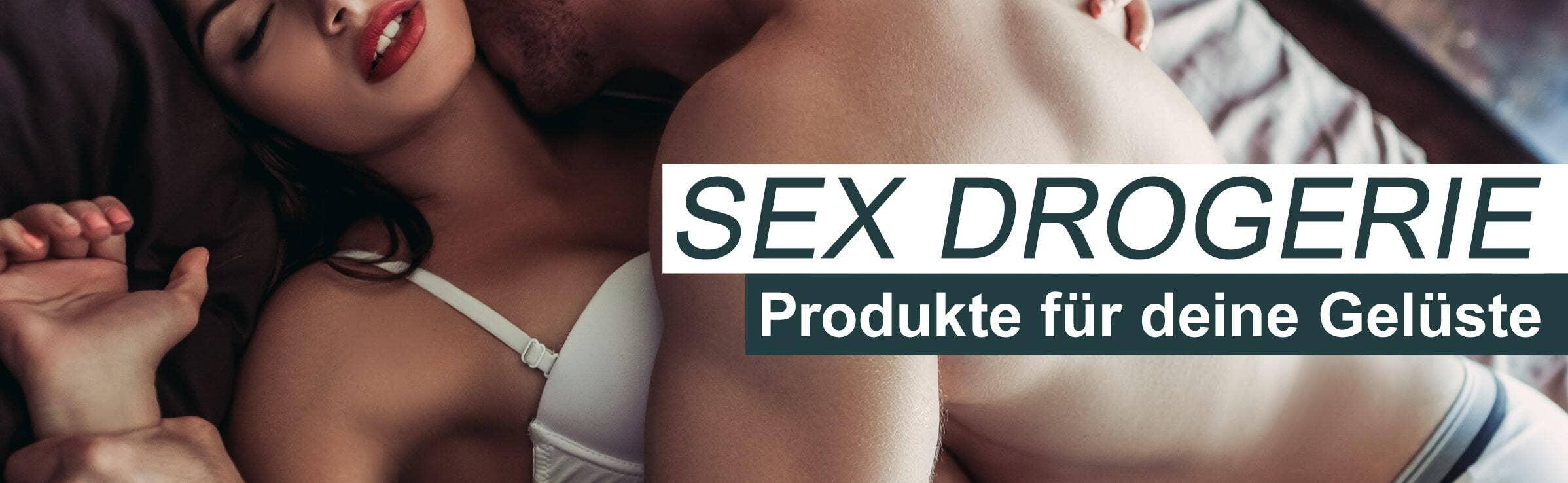 Kategorie Sex Drogerie - Für mehr Spaß beim Sex