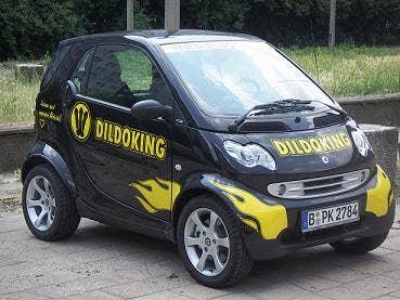 Dildoking erstes Auto