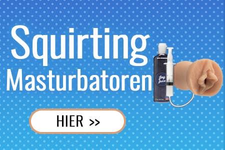 Squirting Masturbator | Spritz Masturbator