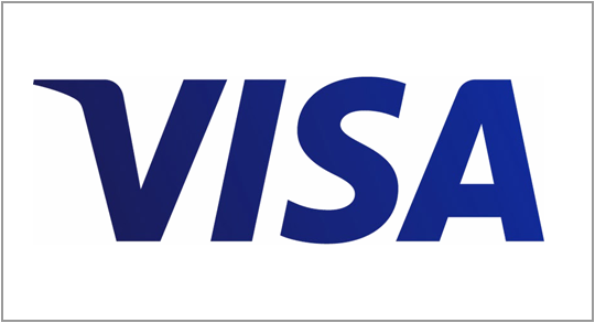 VISA Karten Akzeptanz im Lagerverkauf